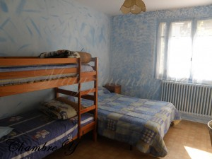 Chambres d'hôtes à la  Bourboule - Matyzmontagne - chambre Y